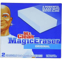 Mr Clean Magic Eraser Cleaning Pad 2 Count