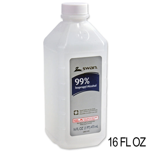 Isopropyl Alcohol 99% 16 oz
