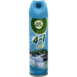 Air Wick Aerosol Spray Air Freshener Fresh Water 8 OZ Aerosol Can