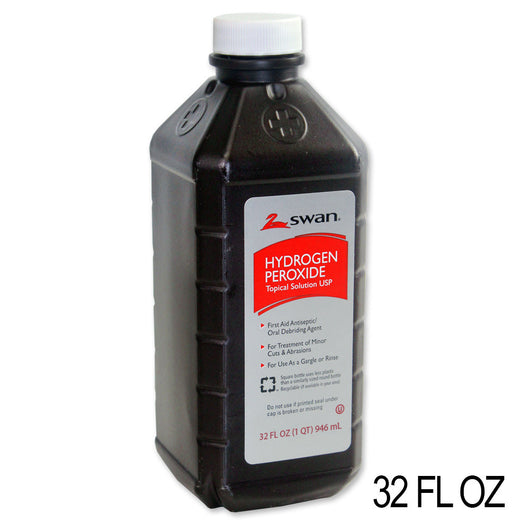 Hydrogen Peroxide Topical Solution 32 OZ