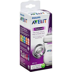 Avent Natural Feeding Baby Bottle 9 oz