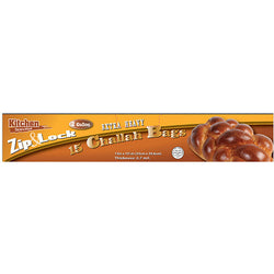 Zip & Lock 2-Gallon Challah Storage Bags 15 Count