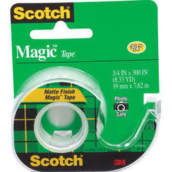 3M Scotch Magic Tape 3/4 Inch