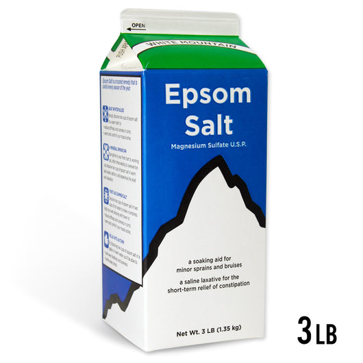 Epsom Salt 3 Pounds