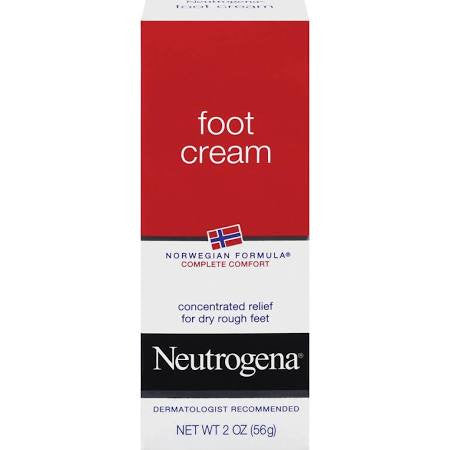 Neutrogena Norwegian Formula Foot Cream 2 OZ