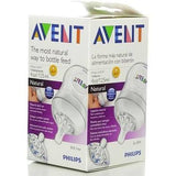 Avent Natural Feeding Baby Bottle 4 oz