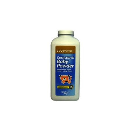 GoodSense Cornstarch Baby Powder 15oz