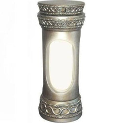 Kosher Lamp Shabbat Lamp White Color