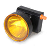8W 4400mAh Dimmable LED Miner Headlamp Mining Hunting Camping Head Light Waterproof IP68