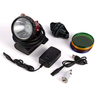 Ringlit® 5W 6000mAh KL6LM LED Miner Headlight Lamp Camping Fishing Hunting Cap Lamp Mining Light 40000Lx IP67--Range:unbelievable 500 meters - kohree