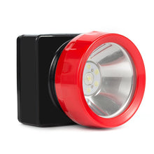 Kohree Wireless LED Spot Light Head Lamp for Coal Mining, Hunting, Camping