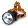 8W 4400mAh Dimmable LED Miner Headlamp Mining Hunting Camping Head Light Waterproof IP68 - kohree