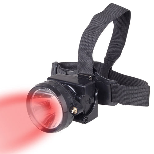 Kohree 3W LED Red Light Cap Hunting Headlight for Coon Predator Coyote Fox Hunting