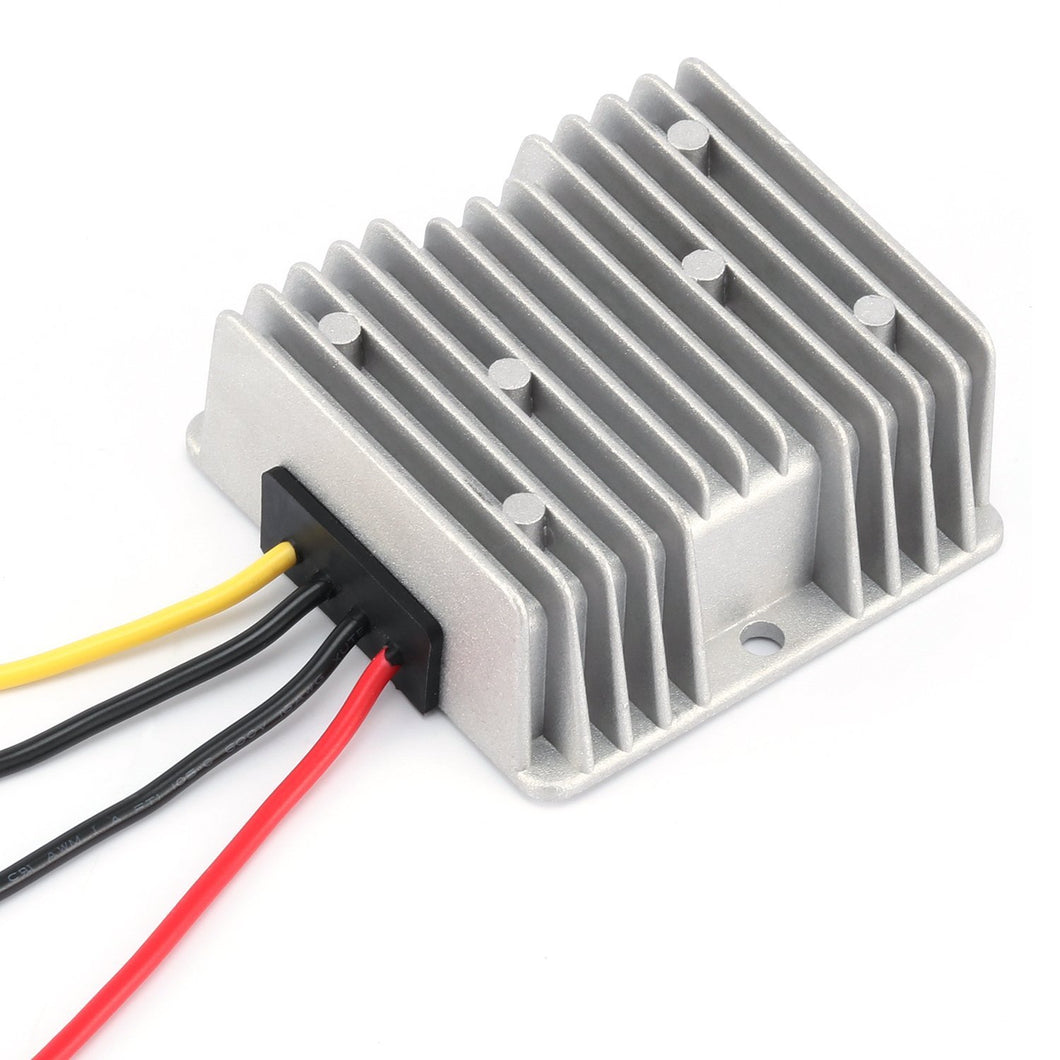 Nextrox DC/DC Converter Regulator 24V Step Down to 12V 20A 240W Low Voltage Transformer Waterproof
