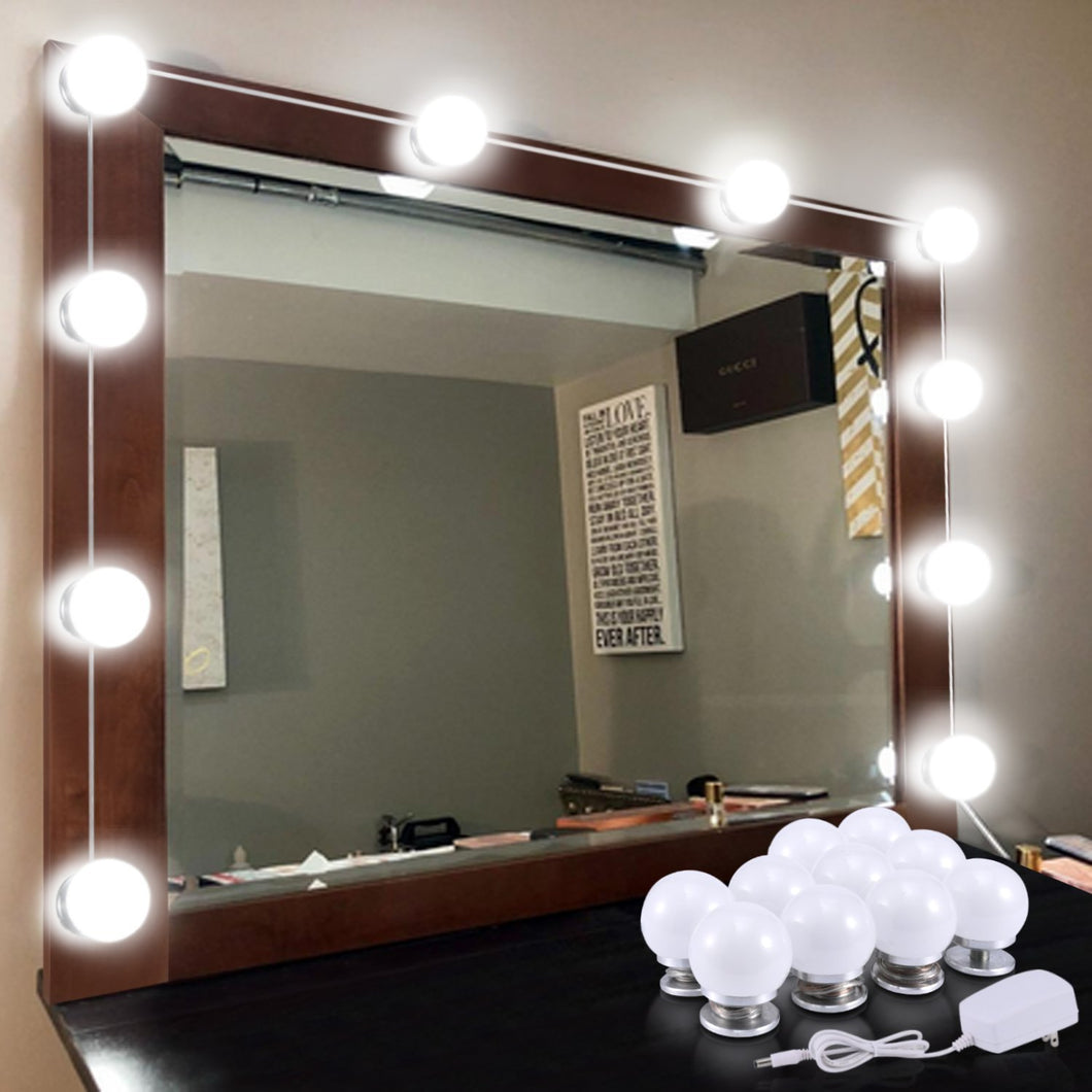Kohree Dimmable Led Makeup Mirror Light Bulbs 10 Bulbsvanity