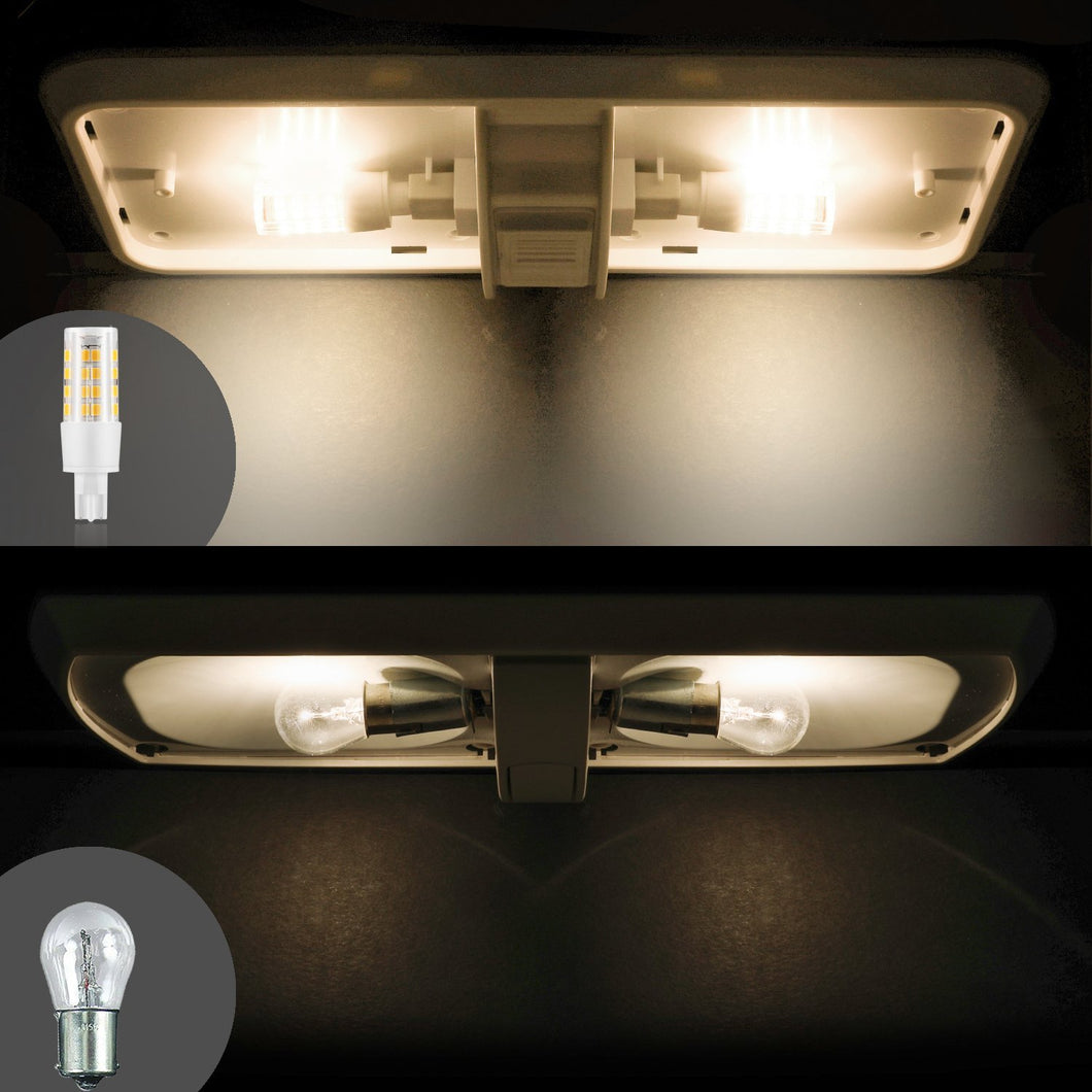Ceiling Light Is Flickering: Rv Interior Lights Flicker