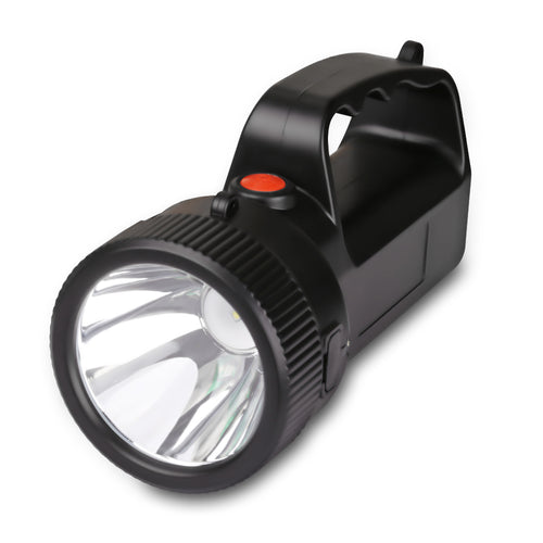 Kohree LED Handheld Spotlight Flashlight, 5000/10000 Lux High Lumens Flashlight,Rechargeable High Powered Portable Searchlight, 3 Light Modes Waterproof Torch Light Lamp - kohree