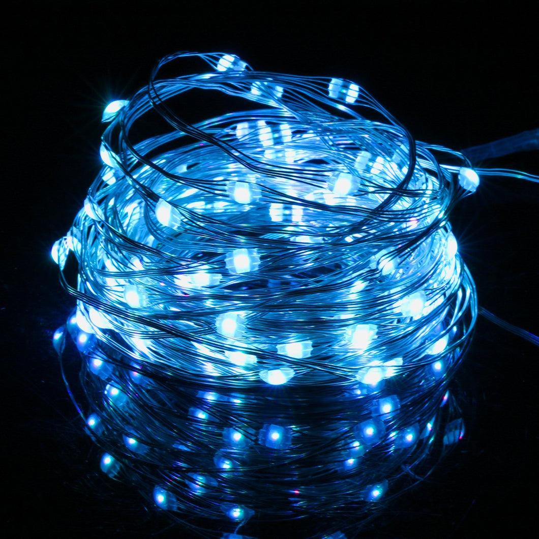 Led String Lightsbattery Powered Multi Color Changing Lights Options Solid Leds With Remote50