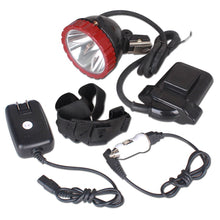 Kohree KL6.6LM AC 85V-265V Miner Mining Lighting Hunting Headlight Camping Cap Lamp, IP65, Up to 500meters,Waterproof,IP65,Explosion Proof