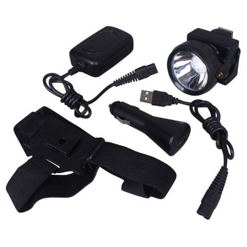 3W LED Red Light Cap Headlight for Deer Bison Coon Predator Coyote Fox Hunting