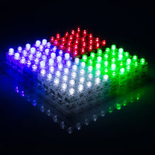 Kohree 100 pcs LED Finger Lights Beams Light up Toys Party Favor (Assorted Color)