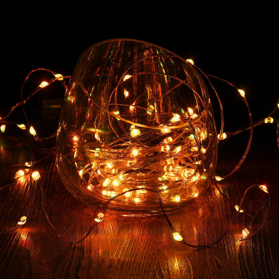 Led String Lights Battery Powered Multi Color Changing