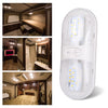 Kohree LED Dome Light Fixture, 12V Natural White, Interior Light for RV/Trailer/Camper - kohree