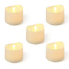 LED Tea Lights Candles, Kohree Flameless Candles Battery Operated LED Candles, Flickering Tealight Candles, Pack of 24, Warm White - kohree