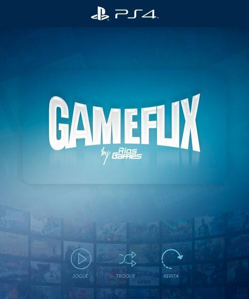 RiosGames GameFlix