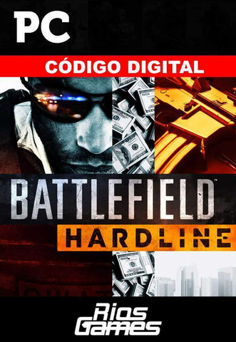 RiosGames PC Origin Battlefield Hardline - Origin