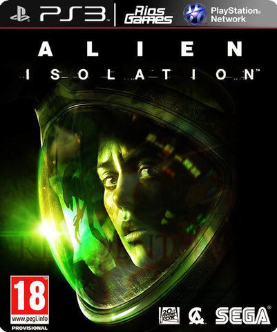 RiosGames PS3 Alien Isolation