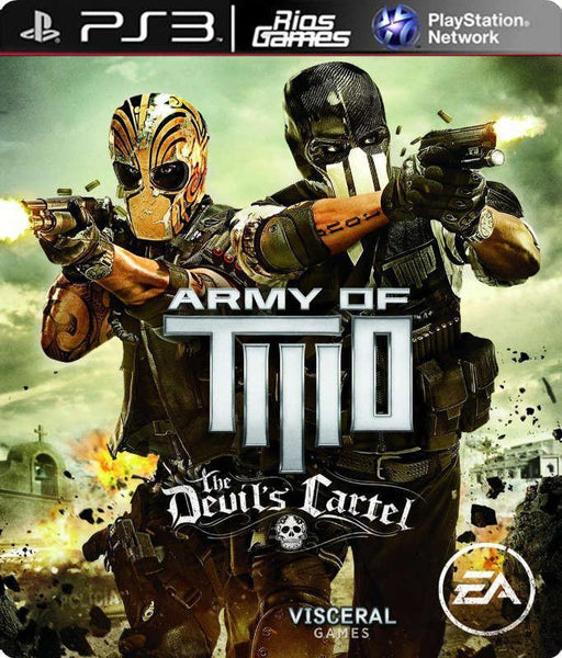RiosGames PS3 Army of Two: The Devil's Cartel
