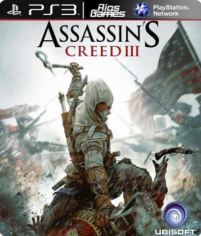RiosGames PS3 Assassin's Creed 3
