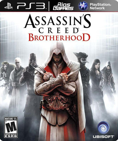 RiosGames PS3 Assassin's Creed Brotherhood
