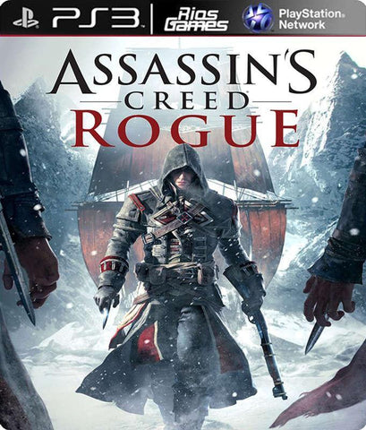 RiosGames PS3 Assassin's Creed Rogue