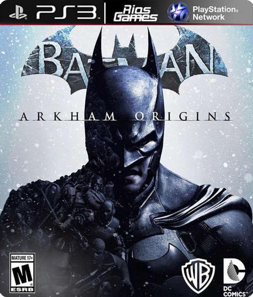 RiosGames PS3 Batman Arkham Origins