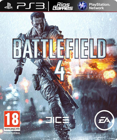 RiosGames PS3 Battlefield 4