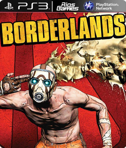 RiosGames PS3 Borderlands