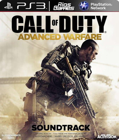 RiosGames PS3 Call of Duty: Advanced Warfare