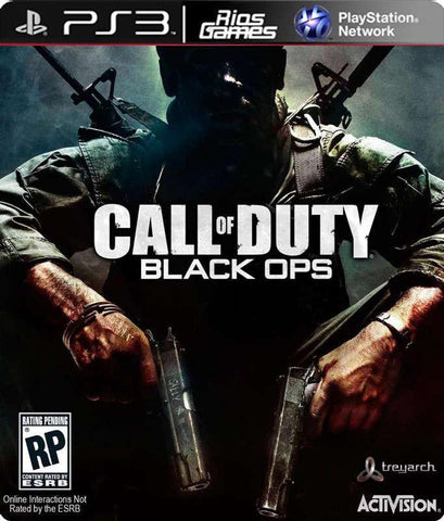 RiosGames PS3 Call of duty black ops