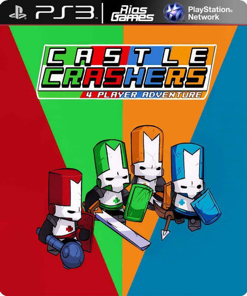 RiosGames PS3 Castle Crashers