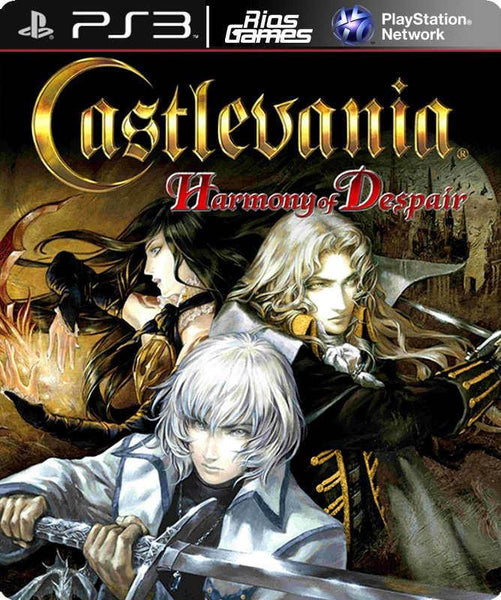 RiosGames PS3 Castlevania: Harmony of Despair