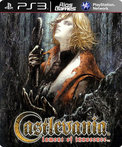 RiosGames PS3 Castlevania: Lament of Innocence (PS2 Classic)