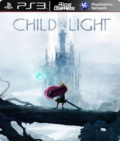 RiosGames PS3 Child of Light