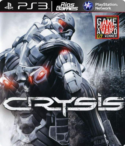 RiosGames PS3 Crysis