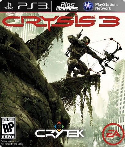 RiosGames PS3 Crysis 3