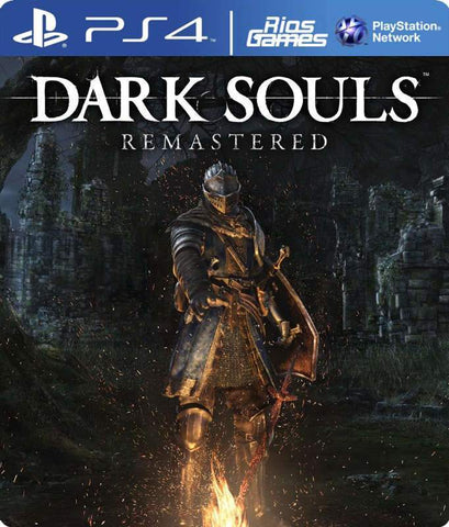 RiosGames PS3 DARK SOULS : REMASTERED