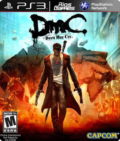 RiosGames PS3 DCM Devil May Cry
