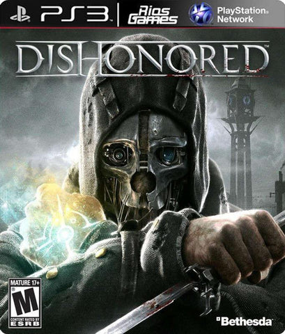 RiosGames PS3 Dishonored