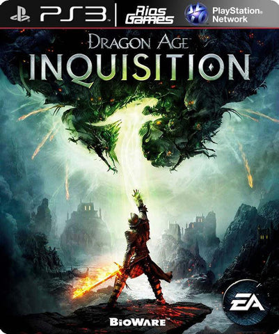 RiosGames PS3 Dragon Age Inquisition